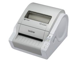 BROTHER TD-4100N Impresora etiquetas uso industrial